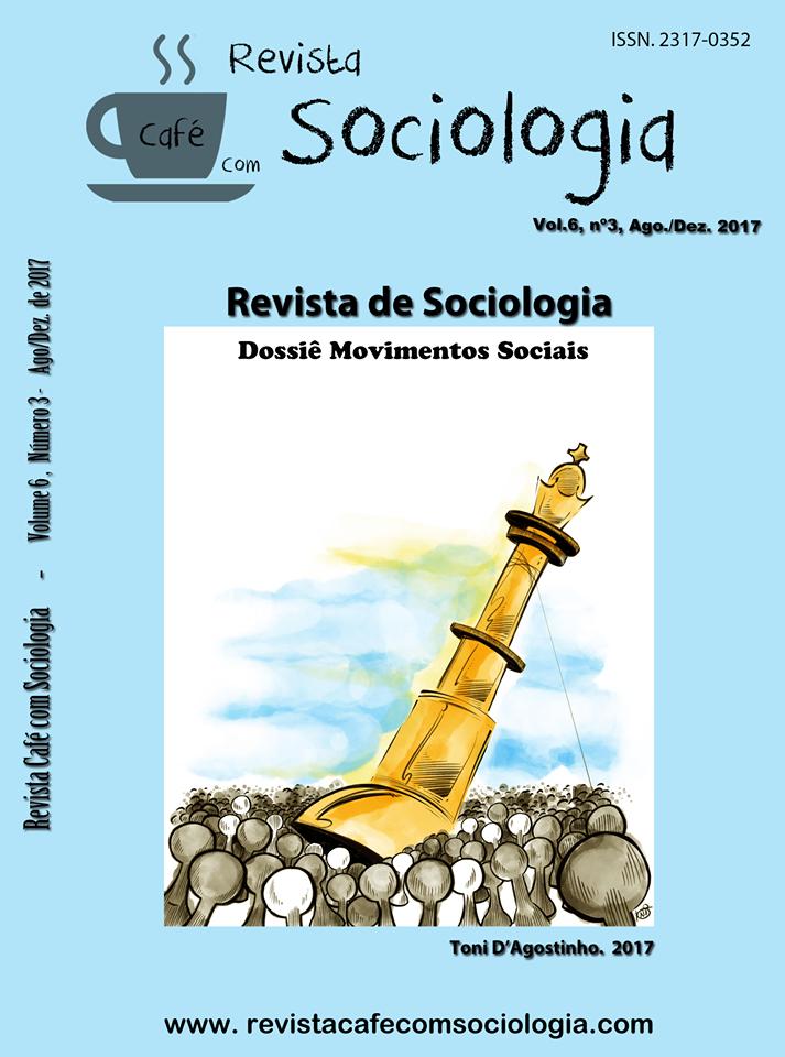 Visualizar v. 6 n. 3 (2017): Ago./dez. Dossiê Movimentos Sociais